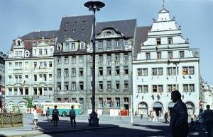 Nordseite Markt, 1973
