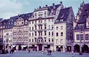 Bild 22A, Nordostansicht Markt , 1940