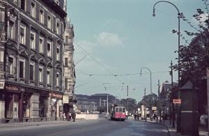 Bild 27A, Tröndlinring mit Hauptbahnhof, 1941