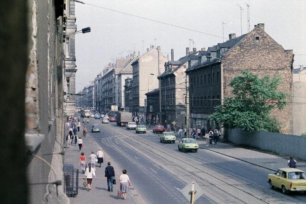 L.-Neuschönefeld, Ernst-Thälmann-Straße, 1987