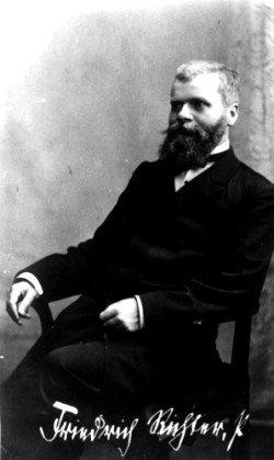 Pfarrer Richter