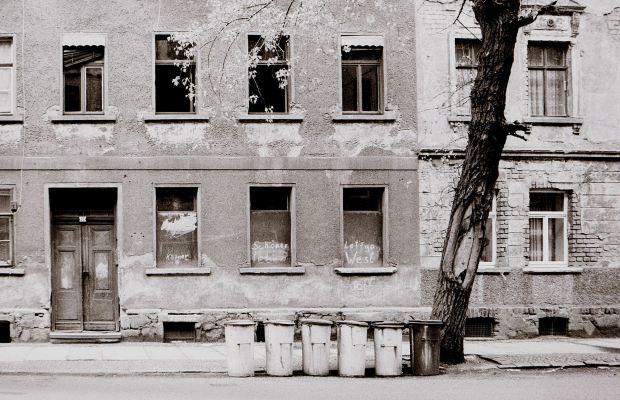 L.-Neustadt, Meißner Straße 17 im Mai 1989