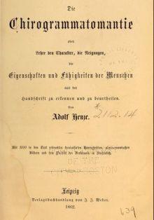 Schriftkunde, erschienen 1862 in Neuschönefeld im Eigenverlag