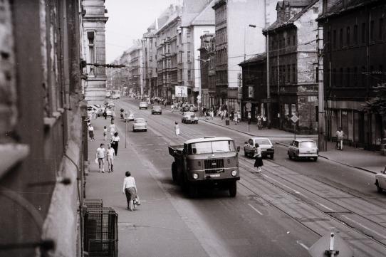 L.-Neuschönefeld, Ernst-Thälmann-Straße, 1988