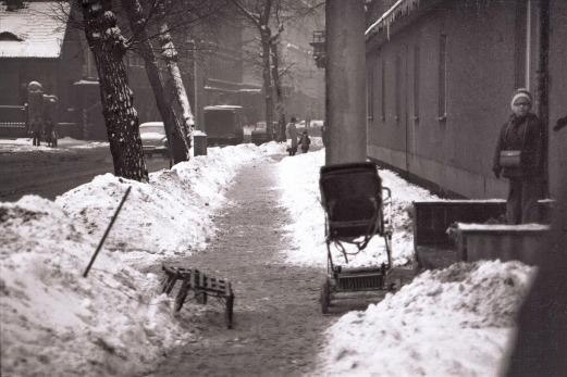 L.-Neustadt, Kindergarten an der Hermann-Liebmann-Straße, im Januar 1979