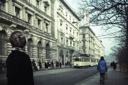Leipzig, Schillerstraße, 1975