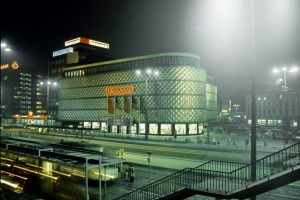 Leipzig, konsument-Warenhaus, März 1975