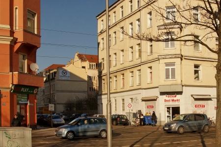 L.-Neustadt, Neustädter/ Ecke Eisenbahn Str., Februar 2015