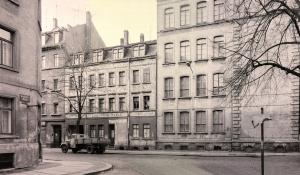 L.-Neustadt, Schulze-Delitzsch-Str. 19, 21 und 23 im März 1983