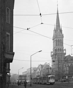 L._Reudnitz, Markuskirche im Februar 1978