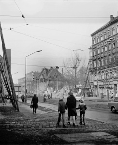 L.-Reudnitz, ohne Markuskirche, im März 1978