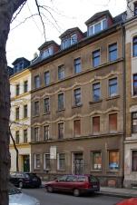 Fassade, Ludwigstraße 64