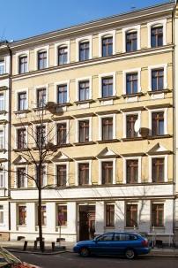 Fassade, Einertstraße 7