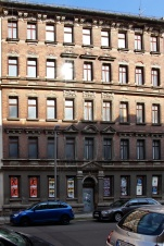 Fassade, Ludwigstraße 9
