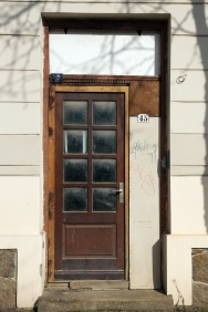 Haustür, Ludwigstraße 45