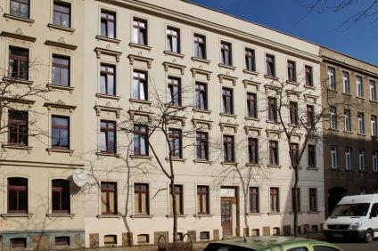 Fassade, Ludwigstraße 45