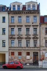 Fassade, Neustädter Straße 30, Seitengebäude