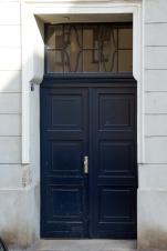 Haustür, Meißner Straße 9