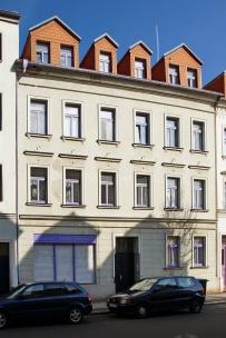 Fassade, Meißner Straße 9