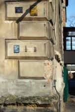 Wilhelm-Wander-Grundschule, Eingang zum Seitengebäude