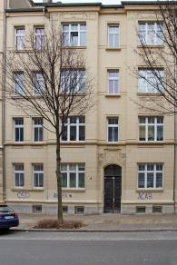 Haus Comeniusstraße 25, ein Gebäude auf der Reudnitzer Seite