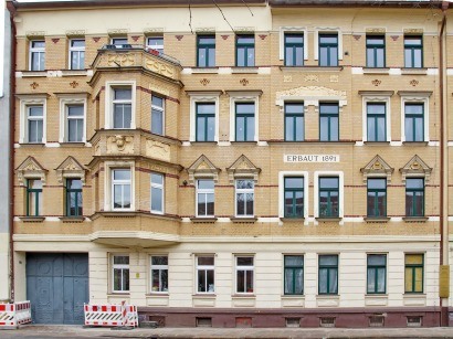 Doppelhaus Hermann-Liebmann-Str. 21-23