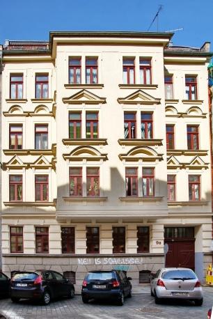 Wohnhaus, Kapellenstr. 9a