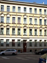 Wohnhaus, Lilienstraße 19