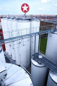 Bier-Massenproduktion in Reudnitz