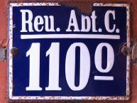 ... mit alter Brandkataster-Nummer