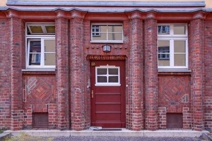 Haus-Portal Rieskestraße 10