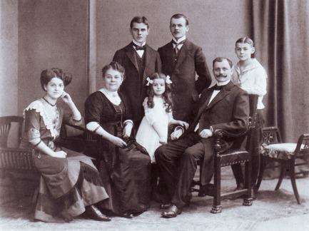 Fam.Stein_1909