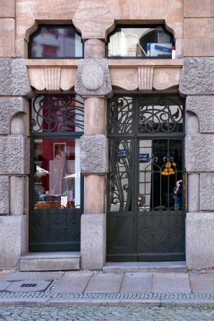 Eingangsbereich, Barfußgäßchen 13