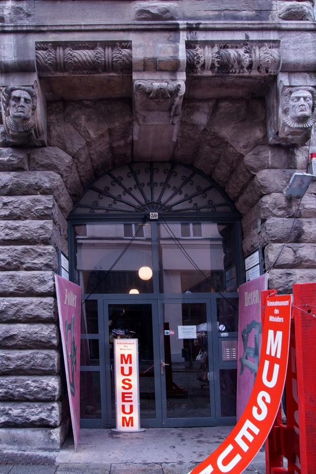 Eingangsbereich, Nikolaistraße 59