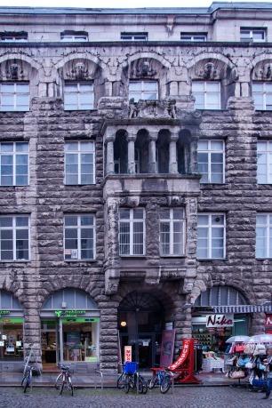 Gebäude, Nikolaistraße 59