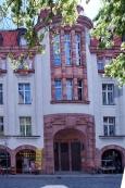Geschwister-Scholl-Haus, Ritterstraße 8