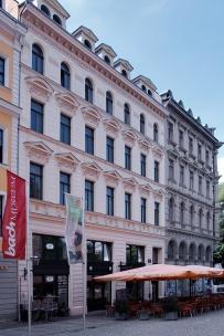 Das Haus Thomaskirchhof 17