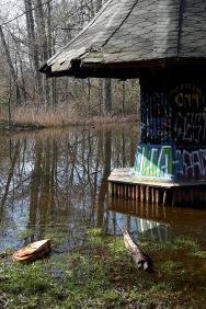 """Hochwasserbereich an der ,,Linie"""""""